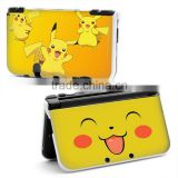 2016 new design best quality for pokemon for new nintendo 3DS xl for new nintendo ds xl 3 cover hard cover case