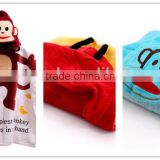 organic cotton hooded towel for baby ,baby bath towel hooded wholesale                                                                                                         Supplier's Choice