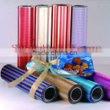 Printed Corrugated Aluminum Foil for Candy Wrapper