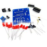 Electronic Lucky Rotary Suite DIY Kits Production Parts And Components good