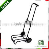 Promotional portable folding shopping cart, caddy shopping trolley cart, used laundry carts