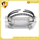 Machinery Engine Parts motorcycle engine piston ring for toyota