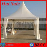 Chinese aluminum cheap pagoda tent for sale