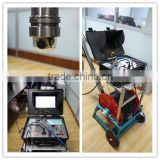 Depth Water borehole CCTV Inspection Camera,Underwater video camera, Inspection Camera with Light