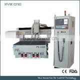3 Axis CNC Router Gantry Moving CNC cutting machine XYZ- CAM P2-1530 for snowboard printer board cutting