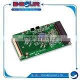 Mini MSATA PCI-E SSD to CE ZIP 40pin Cable Adapter Card Converter Connector