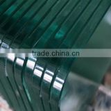 top grade 3-19mm building usage clear safety tempered laminated glass suppliers from china