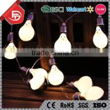 TZFEITIAN 10L warm white battery operated cute bulb holiday decorative modern led pendant light
