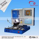 Infrared soldering station vacuum desoldering machine PS400 with optical alignment
