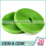 100% nylon colorful hook and loop wrapping tape