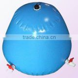 PVC plastic onion water tank used for irrigation system