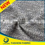 Shaoxing textile manufacturer Small MOQ Knit 100% cotton terry fabric formongolian cashmere sweater