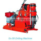 GX-50 Spindle Type Hydraulic Feed Core Drilling Machine and Water Well Drilling and Rig Machine