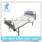 CP-M701 high quality medical flat bed with pp head and foot boards
