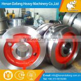 Hot Forged Steel Crane Wheel Blank for Industry Wheel