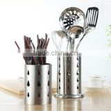 stainless steel cutlery holder