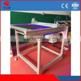warranty 20000 hours screen printing area led uv curing machine