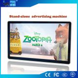 LASVD 32 inch standalone wall mount advertising display
