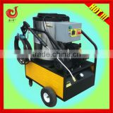 2013 motor drive fuel heating hot water washer with high pressure nozzle