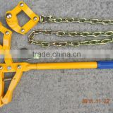 Wire Fence Strainer,Fence Plain & Barb Chain Repair Tool,Center & End Pull