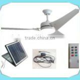 vent goods New design solar powered ceiling fan with great price roof ventilator fan solar panel