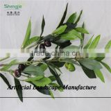 SJZJN 2582 Beautiful artificial leaves vine; garland leaves, hot sale decorative vine ,wall hanging leaves