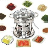 Stainless steel roll top chafing dish for sale/Buffet chafing dish food warmer/Chafing dish