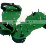 Lawn Aerator Sandals Steel spiked shoes