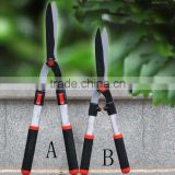 High quality aluminum handle hedge shear,garden shear,garden tool,pruning scissors,grass shear,lopper,pruner