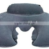 Cute inflatable travel pillow, Direct factory/Manufactory supply