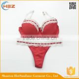 HSZ-0025 Sexy bridal bra and panty set beautiful lace sexy bra sexy girls panty bra hot sexy bra hot sexy lady bra and bikini