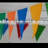 Felt Pennant Birthday Banner , Custom Bunting , String Flag