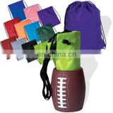 Budget Polypropylene Promo Cinch Promotional Sack packs drawstring bag nylon drawstring bag non woven drawstring bag