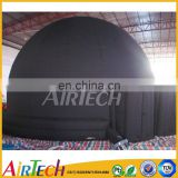 Hot Inflatable igloo tent, inflatable dome projection tent, inflatable party tent fromChina