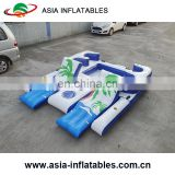 Oasis Island Inflatable Lake Float, River Seated Floating Water Lounge Raft, floating island inflatable