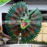 Kawah Lifelike dinosaur sculpture dinosaur mounts