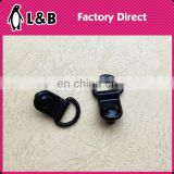 fashion black paint shoe hook