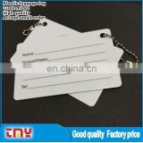 Free Sample Low Price Self Adhesive Pvc Free Luggage Tag In China