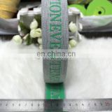 Wholesale custom elastic waistband material