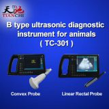 China Linear Bovine Ultrasound Machine TC-301 TIANCHI Manufacturer