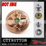 CTY-DP(17) hot sale bulk rhinestone buttons for furniture