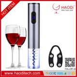 Electric Battery Operated Wine Corkscrew With Foil Cutter