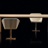 Henge furniture: high-end handicraft furniture, made in Italy