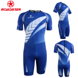 OEM sublimation allover printing inline skating gear skinsuit