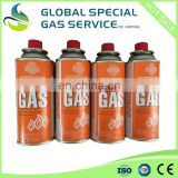 Butane Gas Cartridge For Portable Stove Cassette gas