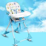 best folding portable  baby high feeding chair
