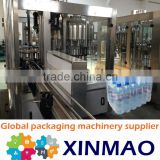 2015 hot sale 3 in 1 full automatic mineral water filling/making line/plant with best price