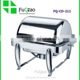 Manufacturer Cookware Food Warmer Chafer Buffet Chafing Dish Folding Chafer
