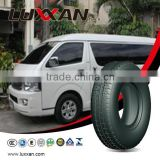 Brandnew &Gold quality LUXXAN Inspire L2 Small Van Tires Low Price Passenger Car Tyres