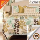 100% polyester fashion design reversible fabric textile 3d duvet cover set/3d quilt covers/bed cover bedding sets